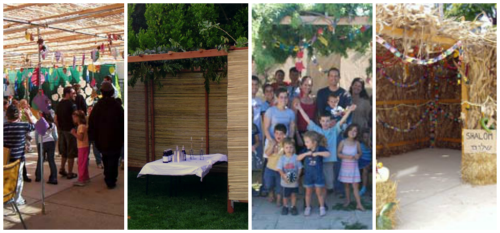 Easy-to-Build Sukkah Kits from The Sukkah Project™