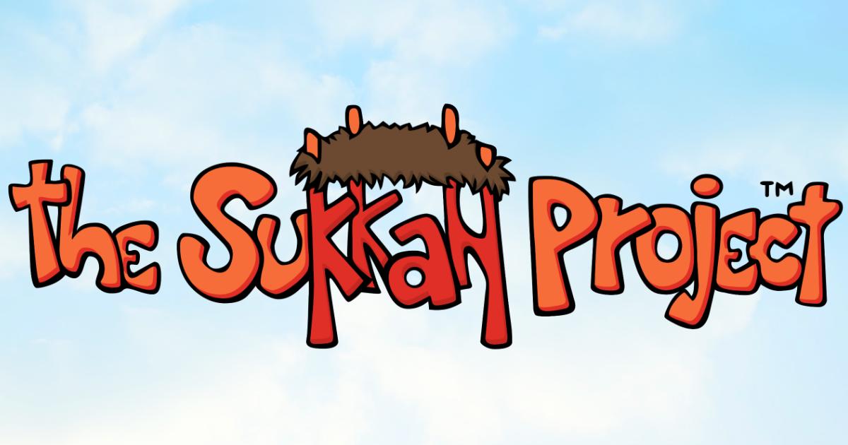 The Sukkah Project® – Klutz-proof sukkah kits since 5757